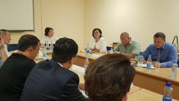 Дебаты с кандидатами на должность Главы города