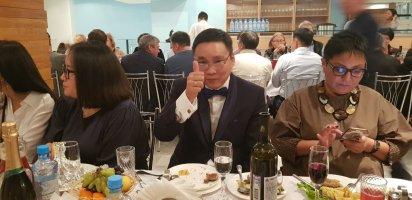 Фоторепортаж с дружеского вечера по случаю избрания Марии Христофоровой – депутатом Государственного Собрания (Ил Тумэн) РС(Я)