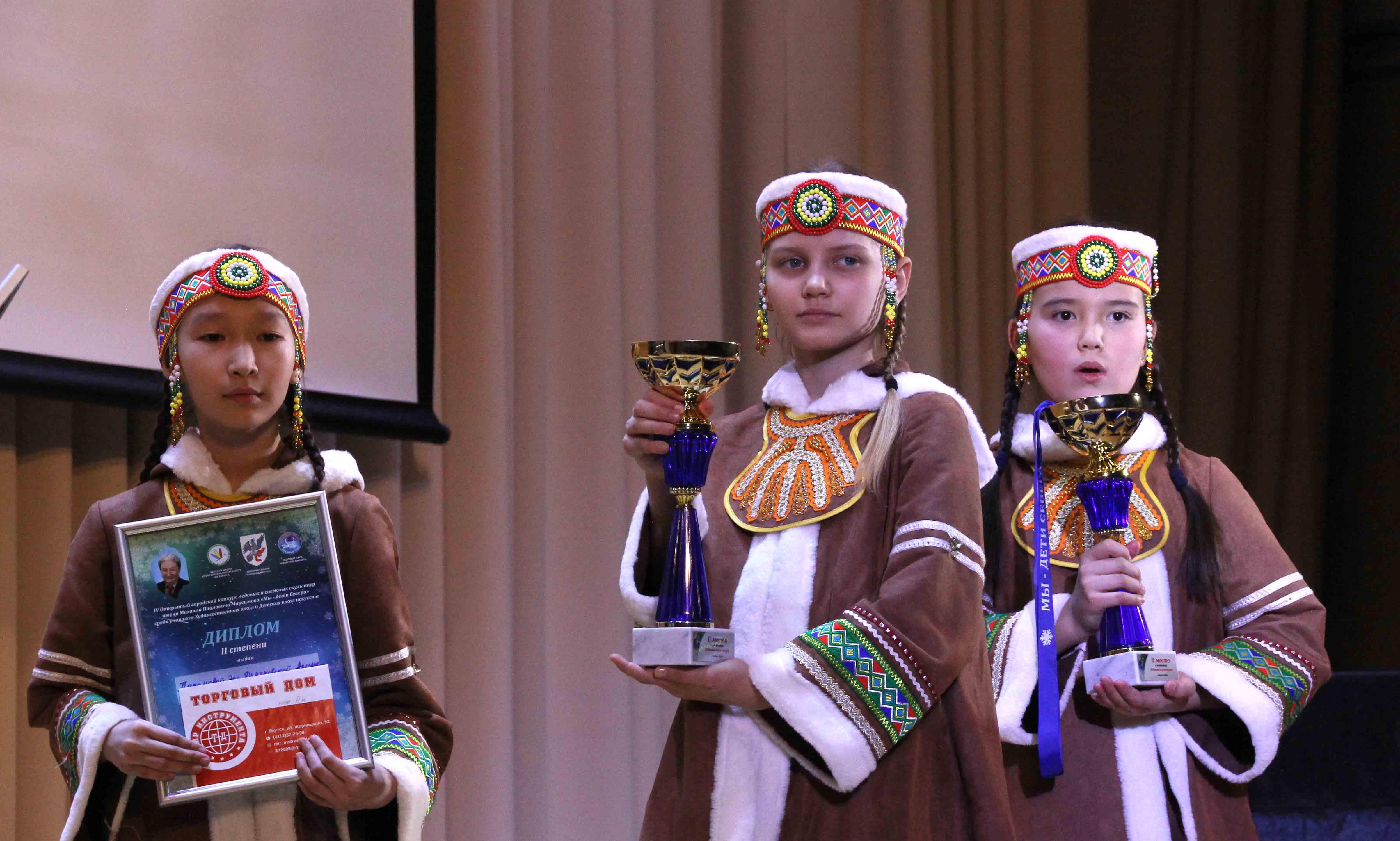 Объявлены победители IV открытого городского конкурса ледовых и снежных скульптур имени М.П. Максимова «Мы – дети Севера»