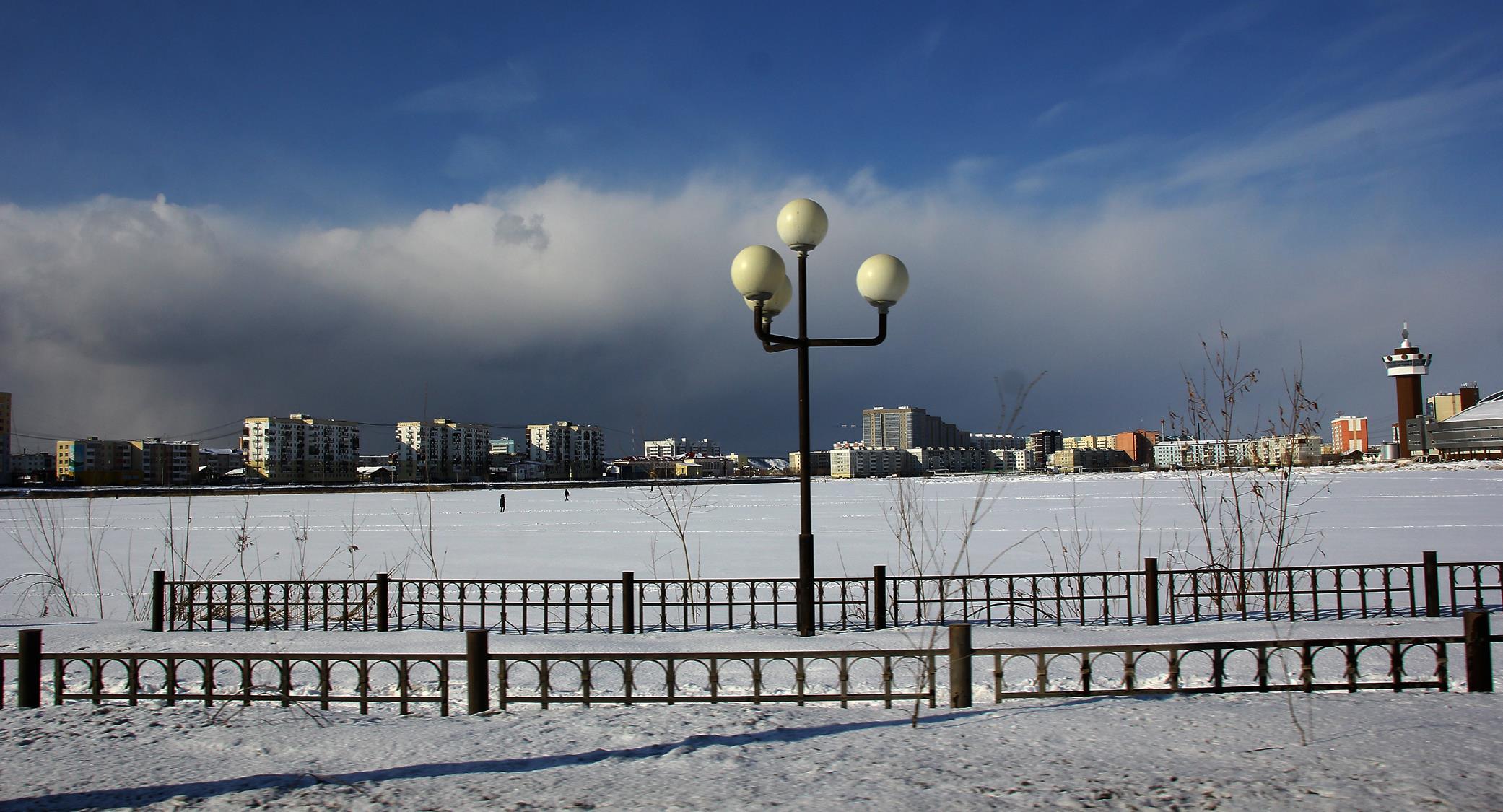 Фоторепортаж: коронавирус в Якутске