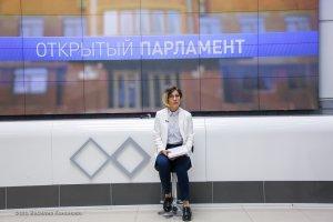 Состоялась дискуссионная площадка «Открытый парламент»