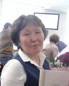 Шамаева Лидия Петровна
